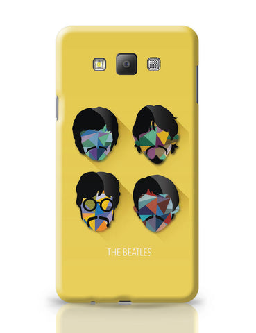 Samsung Galaxy A7 Covers | Beatles Pop Art Design | Fan Art Samsung Galaxy A7 Covers Online India