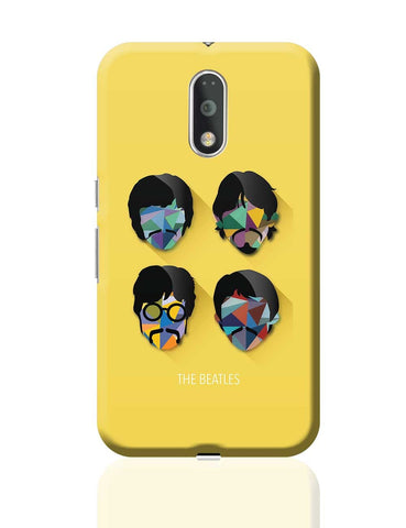 Beatles Pop Art Design | Fan Art Moto G4 Plus Online India