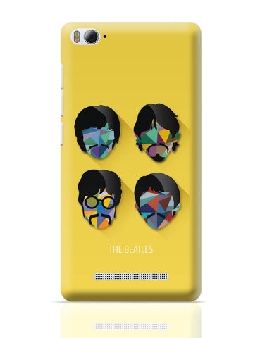Xiaomi Mi 4i Covers | Beatles Pop Art Design | Fan Art Xiaomi Mi 4i Cover Online India