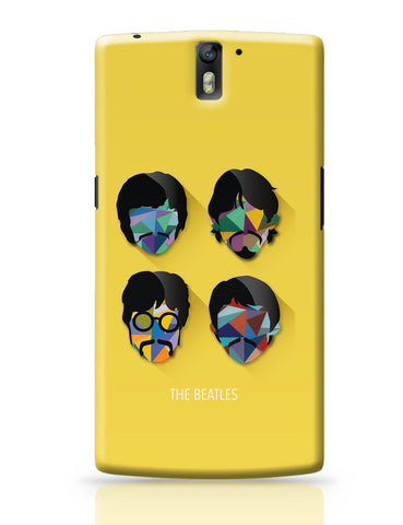 OnePlus One Covers | Beatles Pop Art Design | Fan Art OnePlus One Cover Online India