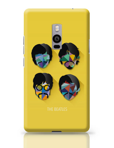 OnePlus Two Covers | Beatles Pop Art Design | Fan Art OnePlus Two Cover Online India