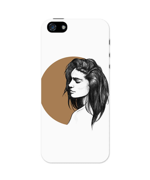 iPhone 5 / 5S Cases & Covers | The Beauty of a Soul Illustration iPhone 5 / 5S Case Online India