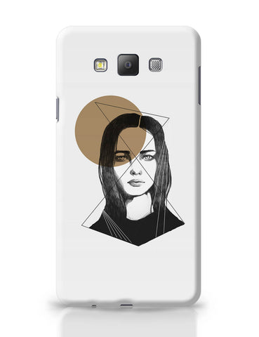 Samsung Galaxy A7 Covers | The Beauty of a Soul Illustration Samsung Galaxy A7 Covers Online India