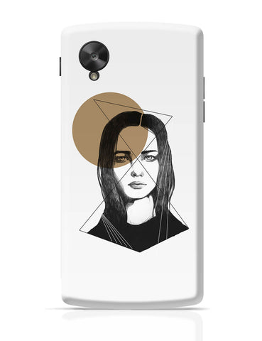 Google Nexus 5 Covers | The Beauty of a Soul Illustration Google Nexus 5 Cover Online India