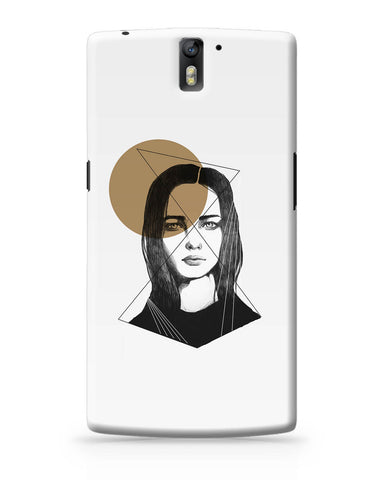 OnePlus One Covers | The Beauty of a Soul Illustration OnePlus One Cover Online India