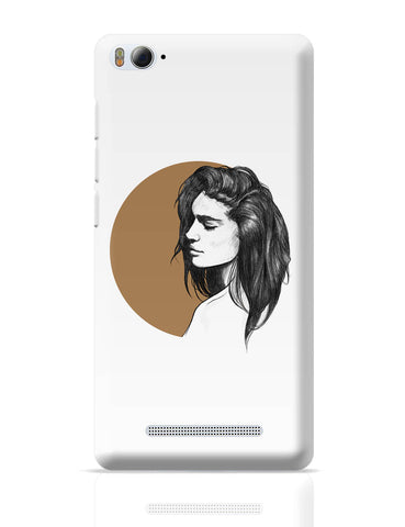 Xiaomi Mi 4i Covers | Girl Illustration Xiaomi Mi 4i Cover Online India