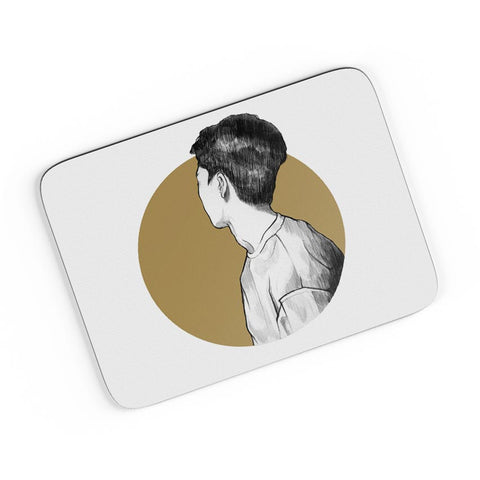 The Beauty Illustration A4 Mousepad Online India
