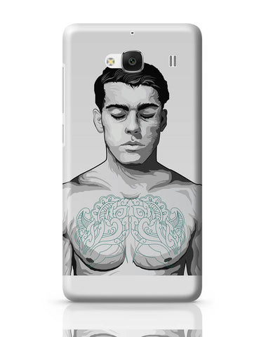 Xiaomi Redmi 2 / Redmi 2 Prime Cover| The Beauty Illustration Redmi 2 / Redmi 2 Prime Cover Online India