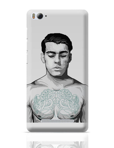 Xiaomi Mi 4i Covers | The Beauty Illustration Xiaomi Mi 4i Cover Online India