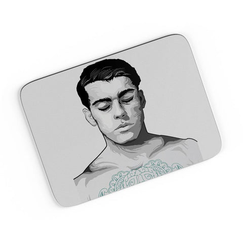Portrait Illustration Vector  A4 Mousepad Online India