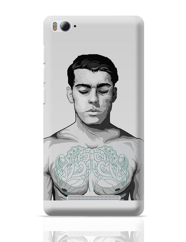 Xiaomi Mi 4i Covers | Portrait Illustration Vector Xiaomi Mi 4i Cover Online India