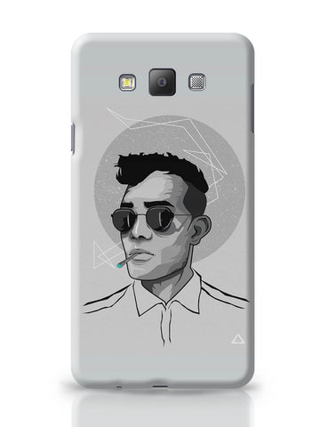 Samsung Galaxy A7 Covers | Vector Illustration Portrait Samsung Galaxy A7 Covers Online India