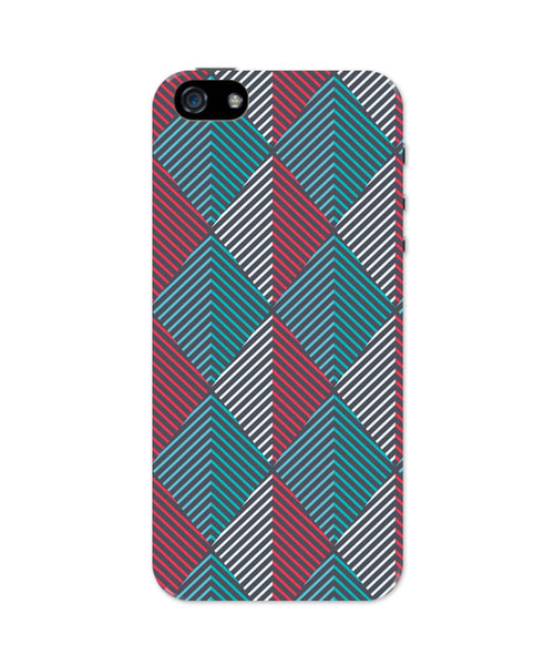 iPhone 5 / 5S Cases & Covers | Abstract Patterns iPhone 5 / 5S Case Online India