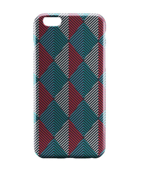iPhone 6 Case & iPhone 6S Case | Abstract Patterns iPhone 6 | iPhone 6S Case Online India | PosterGuy