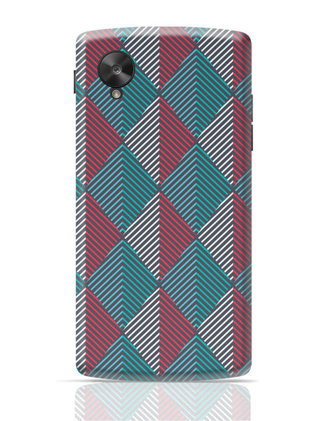Google Nexus 5 Covers | Abstract Patterns Google Nexus 5 Cover Online India