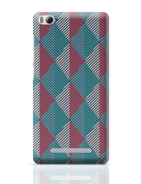 Xiaomi Mi 4i Covers | Abstract Patterns Xiaomi Mi 4i Cover Online India
