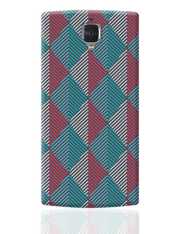 Abstract Patterns OnePlus 3 Cover Online India