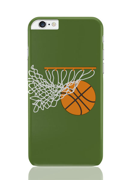 iPhone 6 Plus / 6S Plus Covers & Cases | Basketball In The Net Illustration iPhone 6 Plus / 6S Plus Covers and Cases Online India