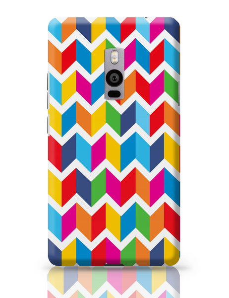 OnePlus Two Covers | Abstract Bricks pattern OnePlus Two Cover Online India