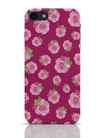 Roses Pattern iPhone 7 Covers Cases Online India