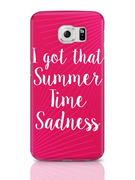 Samsung Galaxy S6 Covers & Cases | I Got That Summertime Madness Typo Samsung Galaxy S6 Covers & Cases Online India
