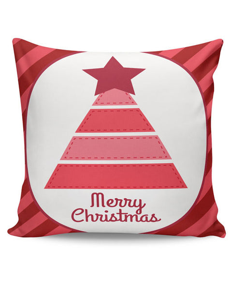 PosterGuy | Merry Christmas Illustration Cushion Cover Online India