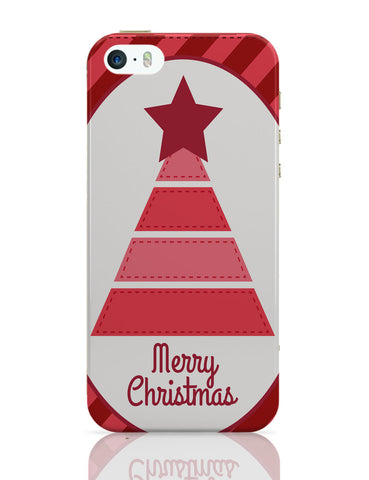 iPhone 5 / 5S Cases & Covers | Merry Christmas Illustration iPhone 5 / 5S Case Online India