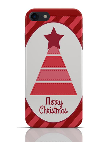 Merry Christmas Illustration iPhone 7 Covers Cases Online India