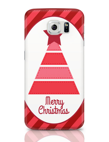 Samsung Galaxy S6 Covers | Merry Christmas Illustration Samsung Galaxy S6 Covers Online India
