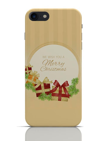 We Wish You a Merry Christmas iPhone 7 Covers Cases Online India