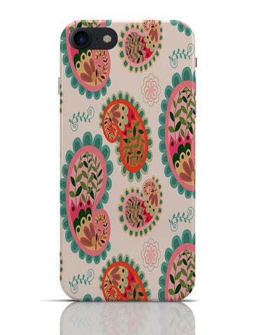 Mango Floral Illustration iPhone 7 Covers Cases Online India
