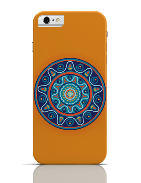 iPhone 6 Covers & Cases | Circular Geometric Pattern iPhone 6 Case Online India