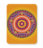 Buy Mousepads Online India | Circular Geometric Pattern Mouse Pad Online India