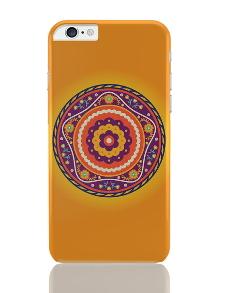 iPhone 6 Plus/iPhone 6S Plus Covers | Circular Geometric Pattern iPhone 6 Plus / 6S Plus Covers Online India
