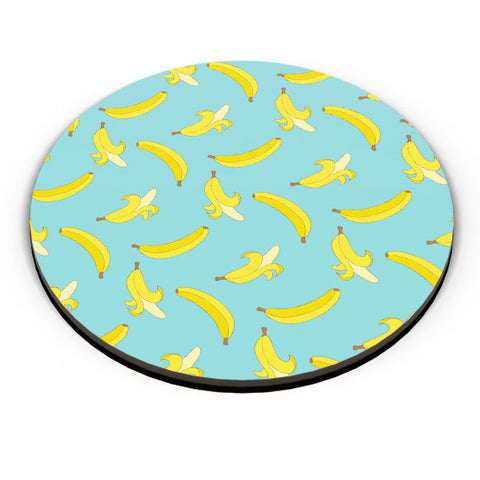 PosterGuy | Banana Pattern Fridge Magnet Online India by Palna Patel