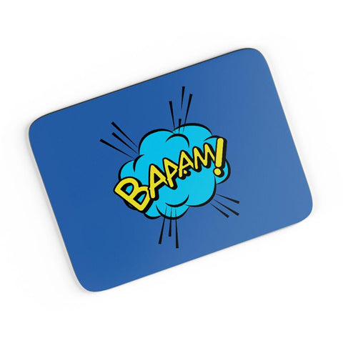 Comic Design A4 Mousepad Online India