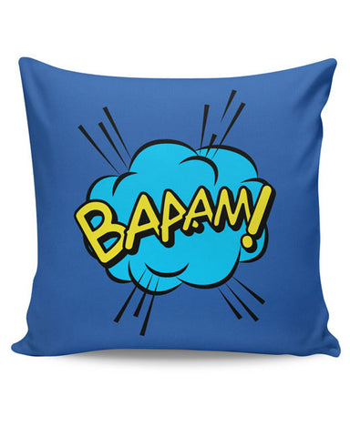 PosterGuy | Comic Design Cushion Cover Online India
