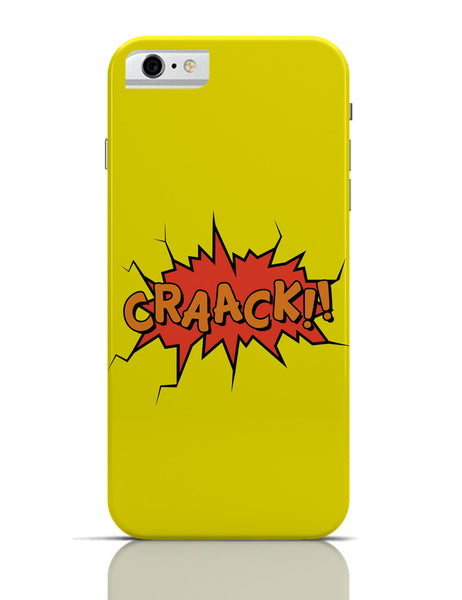 iPhone 6 Covers & Cases | Comic Crack iPhone 6 Case Online India