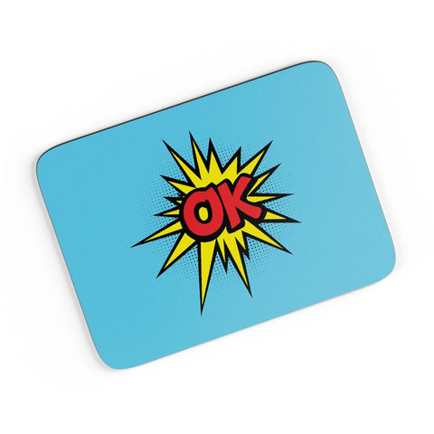 Comic Ok A4 Mousepad Online India