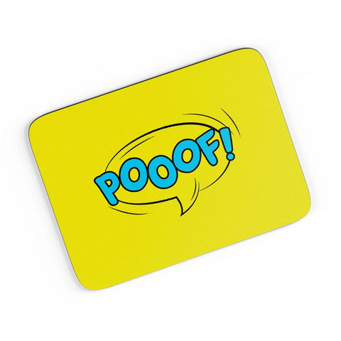 Comic Poof A4 Mousepad Online India