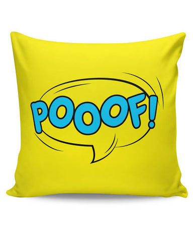 PosterGuy | Comic Poof Cushion Cover Online India
