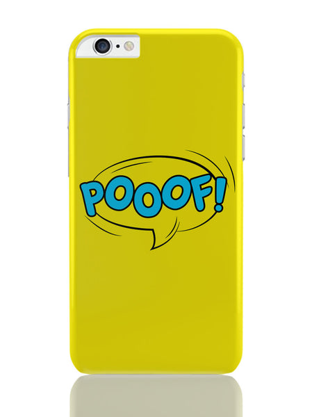 iPhone 6 Plus/iPhone 6S Plus Covers | Comic Poof iPhone 6 Plus / 6S Plus Covers Online India