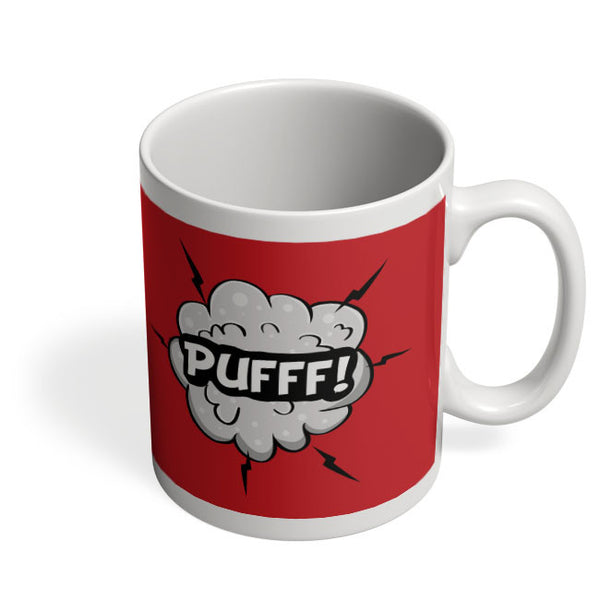 Coffee Mugs Online | Comic Pufff Mug Online India