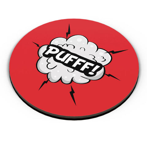 PosterGuy | Comic Pufff Fridge Magnet Online India by Palna Patel
