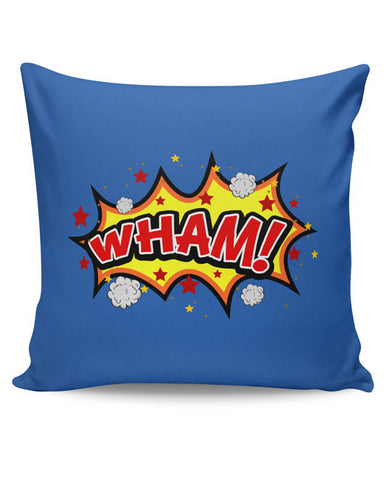 PosterGuy | Comic Wham Cushion Cover Online India