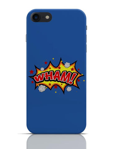 Comic Wham iPhone 7 Covers Cases Online India