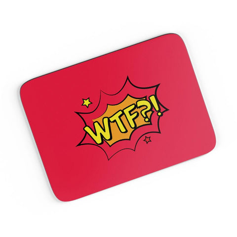 Comic Wtf A4 Mousepad Online India