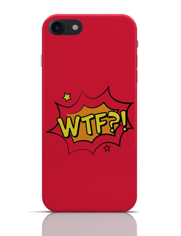 Comic Wtf iPhone 7 Covers Cases Online India