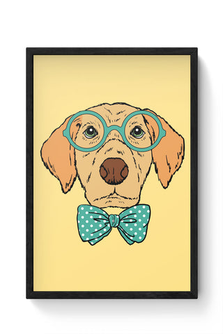 Framed Posters Online India | Geek Dog Laminated Framed Poster Online India