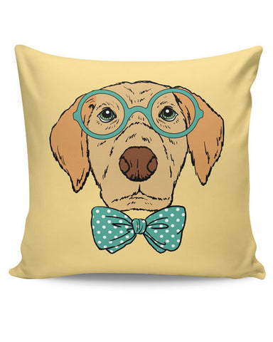 PosterGuy | Geek Dog Cushion Cover Online India